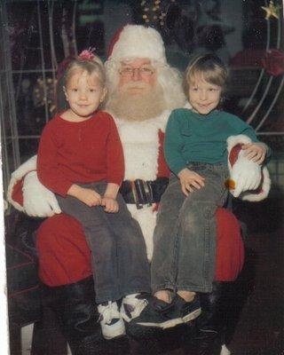 Sean and Katy Christmas
